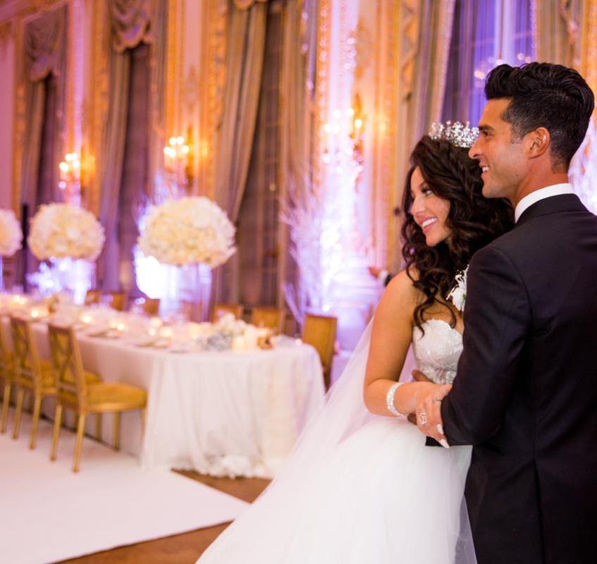 Winter wedding in Paris ( Brook & Ken )