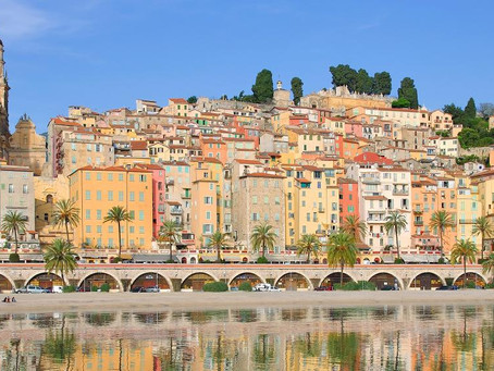 Autumn In The French Riviera