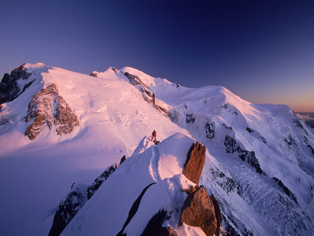 Ski Holidays In The French Alps!