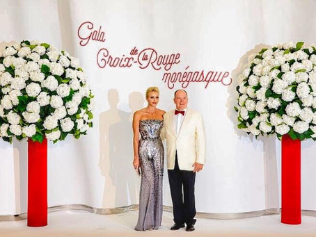 The Monaco Red Cross Gala 2018