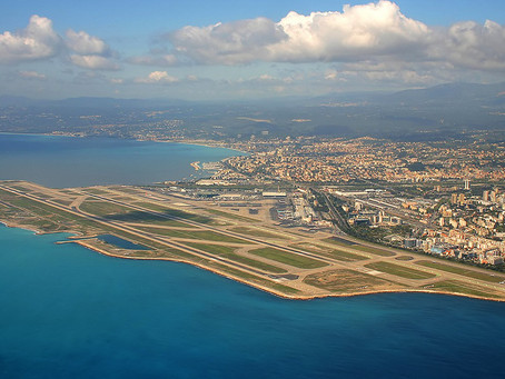 Nice Cote d'Azur Airport Breaks Record!