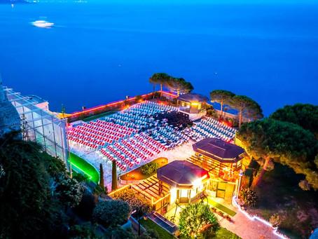 The Monaco Open-Air Cinema