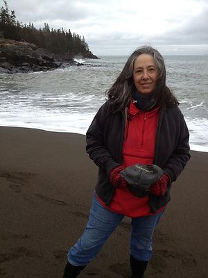 S_Blair on the Beach 3_1_13.JPG