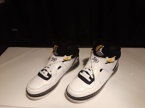 timeless design 1147a f0300 ... where to buy nike air jordan 8 viii air force one fusion ajf8 0a790  9654f