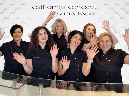 California Concept Superteam