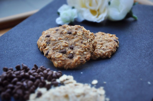 Chocolate Chips Oatmeal Lactation Cookies