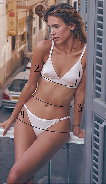 Comment prendre ses mesures pour choisir sa lingerie