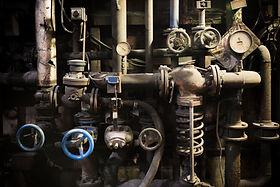 Rohre und Druck