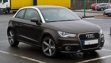 Audi_A1_1.4_TFSI_Ambition_–_Frontansicht