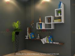 Book Rack View