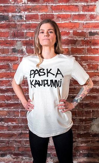 PASKA KAUPUNNI t-paita