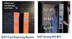 Getränkeautomatenleser mit MDB-Protokoll