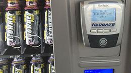 Gantner GAT Vending Getränkeautomatenleser