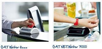 GAT Tischleser USB und Ethernet