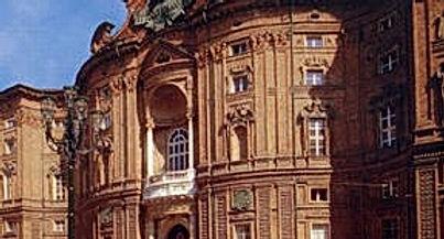 Palazzo Carignano par Guarino Guarini