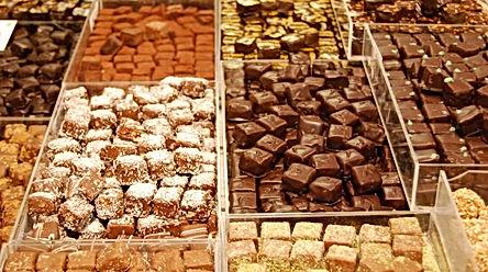 Chocolat et chocolatiers