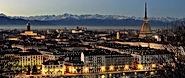 Torino, il Po, La Mole, il Museo del Cinema, Murazzi e vita notturna.