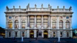 Madama Palace in Turin