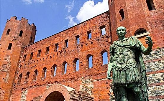 Porte Palatine e Torino Romana
