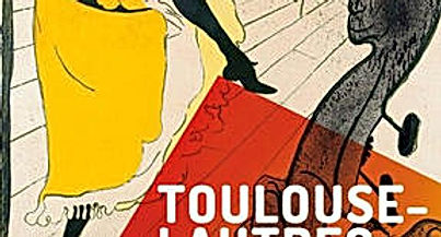 Toulouse Lautrec a Torino Plazzo Chiablese