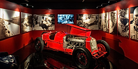 Museum of Automobile in Turin