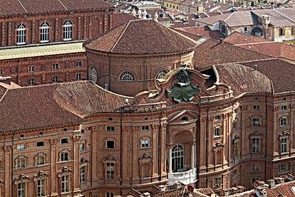 Palazzo Carignano e Torino Barocca