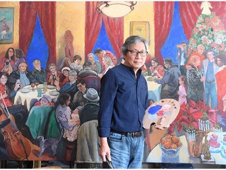 Arkansas Arts Council announces Longhua Xu, of Hot Springs, as this year's Arkansas Living Treasure