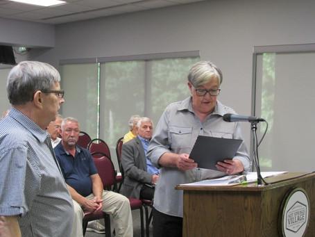 Hot Springs Village POA Issues Arkansas Heritage Proclamation