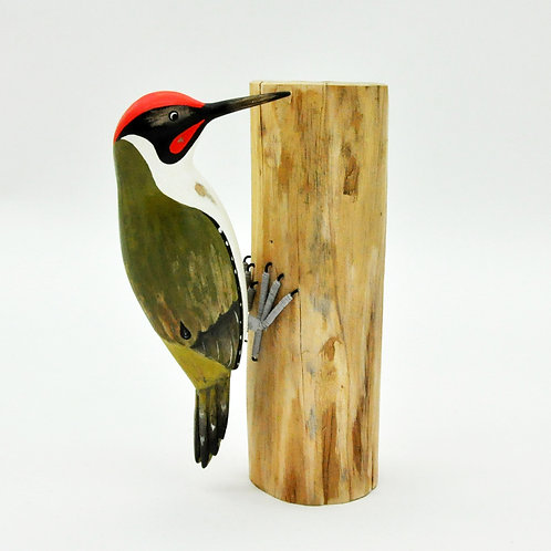 GREEN WOOD PECKER