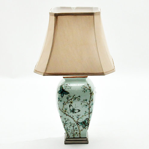 44CM LAMP AND SHADE