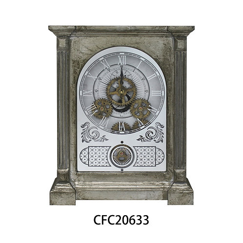 50CM TABLE GEAR CLOCK