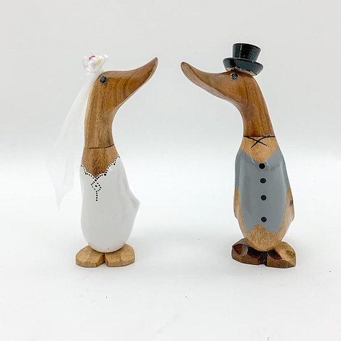 20cm WEDDING DUCKS