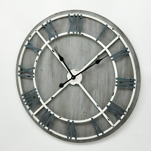 54.5CM GEAR WALL CLOCK