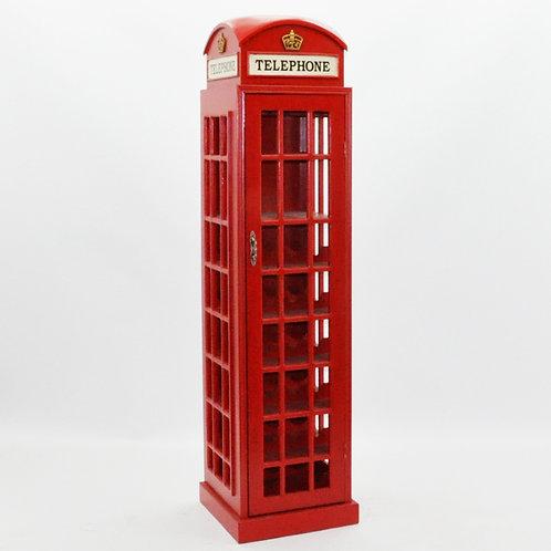 171CM TELEPHONE WINE CABINET