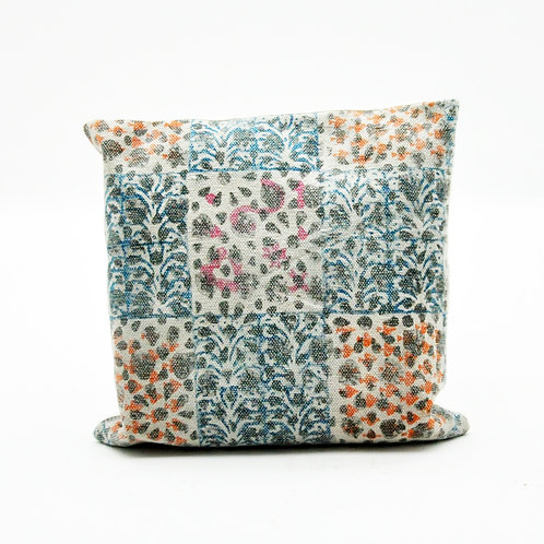 STONE WASHED COTTON DURRY CUSHION COVER