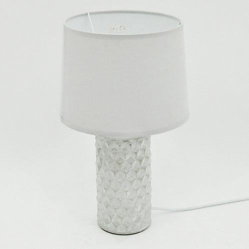 LAMP AND SHADE 38cm