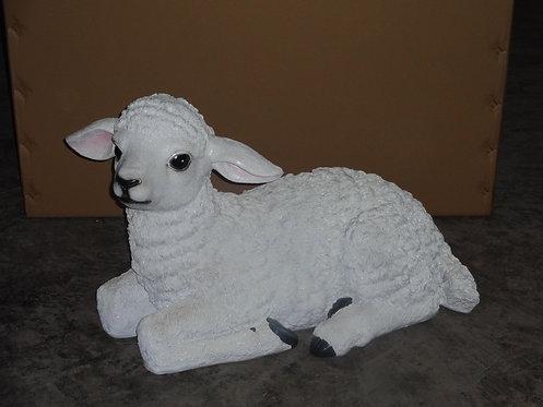 75CM RESIN SHEEP