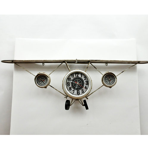 125CM AEROPLANE WALL CLOCK