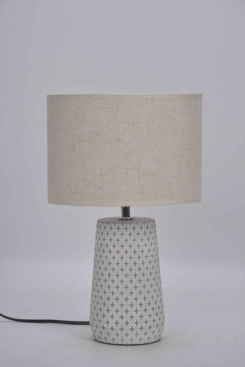 37CM CERAMIC TABLE LAMP