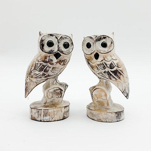 20CM SET 2 OWLS