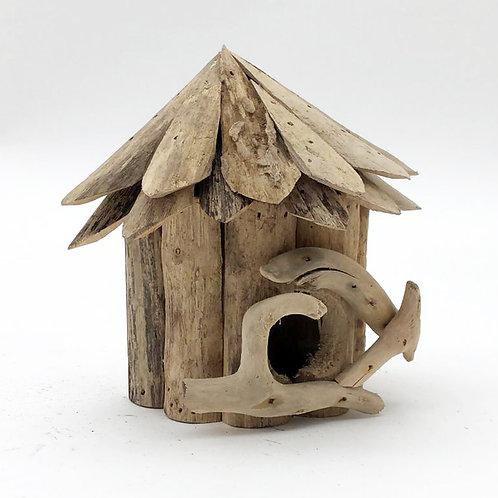 BIRD HOUSE 15x15x8cm