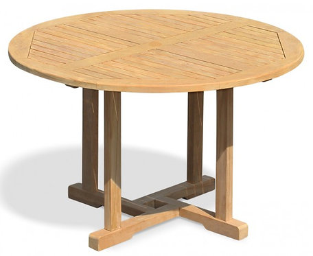 180CM FIXED BASE ROUND TABLE