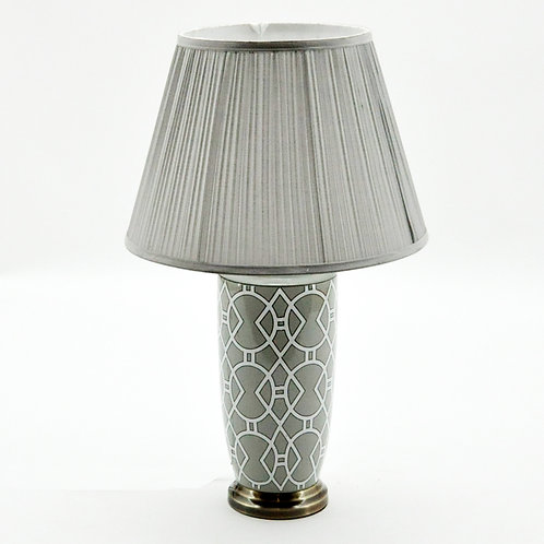 43CM LAMP AND SHADE
