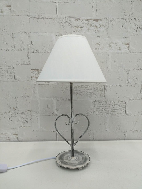 155CM LIGHT GREY FLOOR LAMP