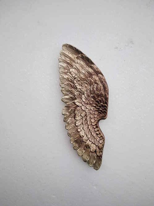 37CM ANTIQUE COPPER LEFT / RIGHT WINGS