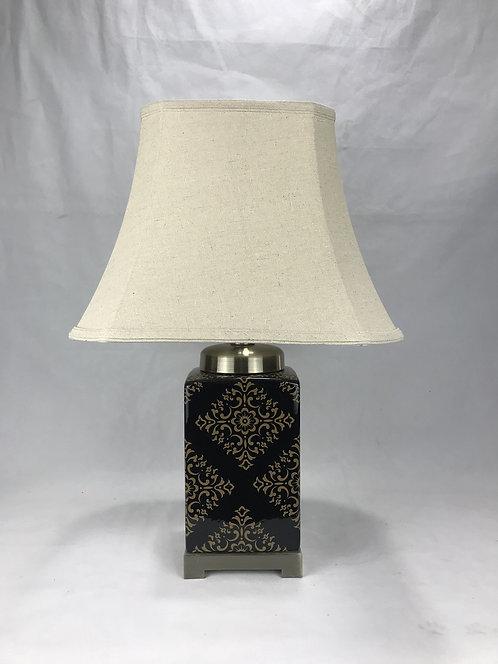 37CM LAMP AND SHADE