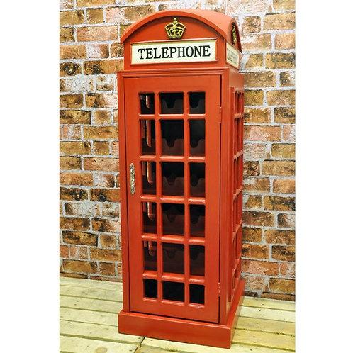 120CM TELEPHONE WINE CABINET