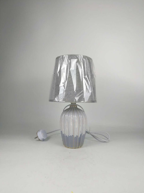 36CM HAND FINISHED LAMP AND SHADE