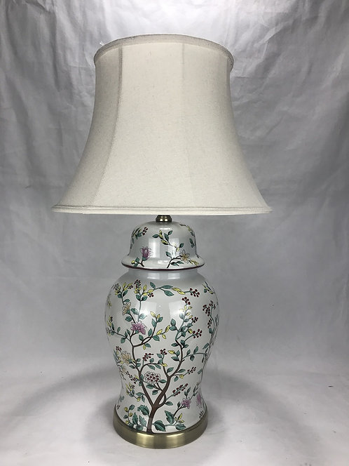 52CM LAMP AND SHADE