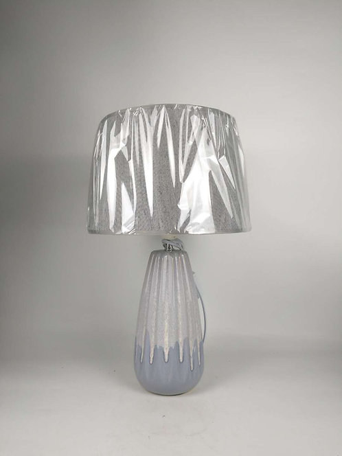 52CM HAND FINISHED LAMP AND SHADE